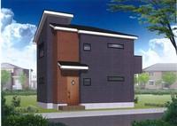 岩戸5丁目 新築戸建て住宅