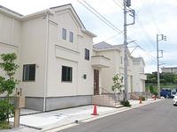 よこすか森崎山の手リアンシティ 新築分譲住宅 全13棟 今回販売4棟 4号棟