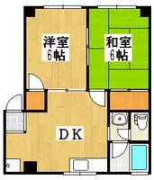北久里浜第二パークマンション101号室